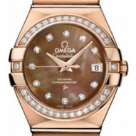 Omega Constellation Brushed Chronometer - 123.55.27.20.57.001
