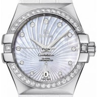 Omega Constellation Chronometer - 123.18.35.20.55.001