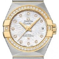 Omega Constellation Brushed Chronometer - 123.25.27.20.55.007