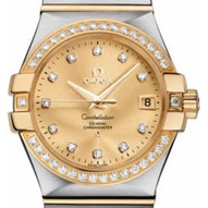 Omega Constellation Chronometer - 123.25.35.20.58.001