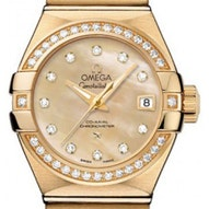 Omega Constellation Brushed Chronometer - 123.55.27.20.57.002
