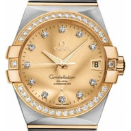 Omega Constellation Chronometer - 123.25.38.21.58.001