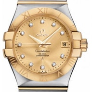Omega Constellation Chronometer - 123.20.35.20.58.001