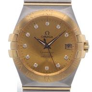 Omega Constellation Chronometer - 123.20.35.20.58.001