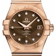 Omega Constellation Chronometer - 123.50.35.20.63.001