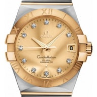 Omega Constellation Chronometer - 123.20.38.21.58.001