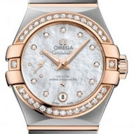 Omega Constellation Small Seconds Chronometer  - 127.25.27.20.55.001