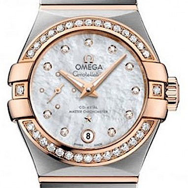 Omega Constellation Co-Axial Master Chronometer Small Seconds - 127.25.27.20.55.001