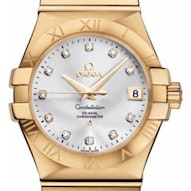 Omega Constellation Chronometer - 123.50.35.20.52.002