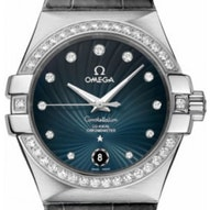 Omega Constellation Chronometer - 123.18.35.20.56.001
