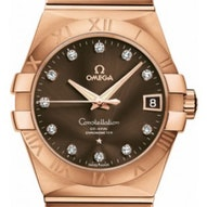 Omega Constellation Chronometer - 123.50.38.21.63.001