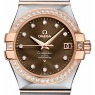 Omega Constellation Chronometer - 123.25.35.20.63.001
