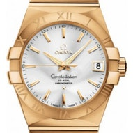 Omega Constellation Chronometer - 123.50.38.21.02.002