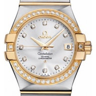 Omega Constellation Chronometer - 123.25.35.20.52.002