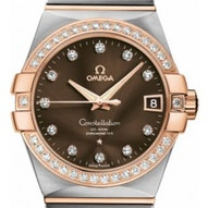 Omega Constellation Chronometer - 123.25.38.21.63.001