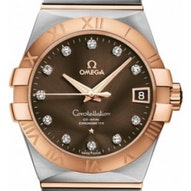 Omega Constellation Chronometer - 123.20.38.21.63.001