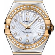 Omega Constellation Polished Quartz - 123.25.27.60.55.008