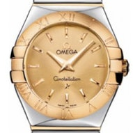Omega Constellation Polished Quartz - 123.25.27.60.58.002