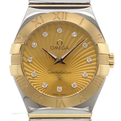 Omega Constellation Quartz - 123.20.27.60.58.002