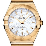 Omega Constellation Brushed Quartz - 123.50.27.60.05.002