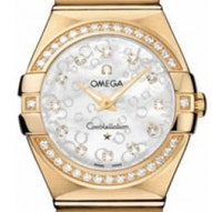 Omega Constellation Brushed Quartz - 123.55.27.60.55.016