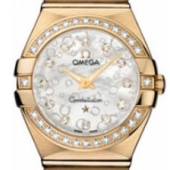 Omega Constellation Brushed Quartz - 123.55.24.60.55.016