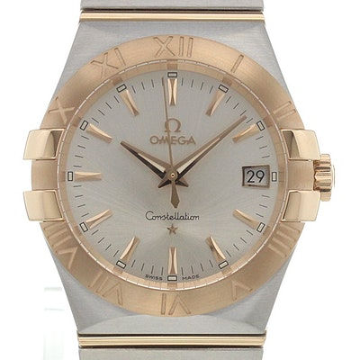 Omega Constellation Quartz - 123.20.35.60.02.001