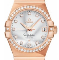 Omega Constellation Jewellery Chronometer - 123.55.38.21.52.005