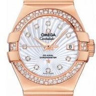 Omega Constellation Chronometer Luxury Edition - 123.55.27.20.55.004