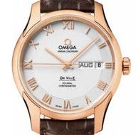 Omega De Ville Annual Calendar Chronometer - 431.53.41.22.02.001