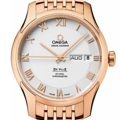 Omega De Ville Co-Axial Annual Calendar - 431.50.41.22.02.001