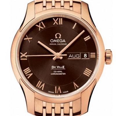 Omega De Ville Co-Axial Annual Calendar - 431.50.41.22.13.001