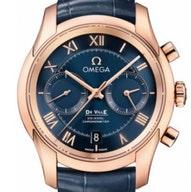 Omega De Ville Co-Axial Chronograph Chronometer - 431.53.42.51.03.001