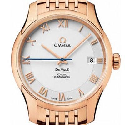 Omega De Ville Co-Axial - 431.50.41.21.02.001