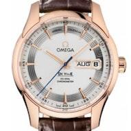 Omega De Ville Hour Vision Annual Calendar - 431.63.41.22.02.001