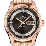 Omega De Ville Hour Vision Annual Calendar - 431.60.41.22.13.001