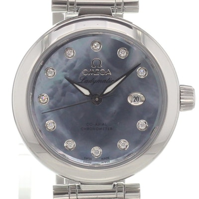 Omega De Ville Ladymatic Co-Axial - 425.30.34.20.57.003