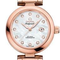 Omega De Ville Ladymatic Chronometer - 425.60.34.20.55.004