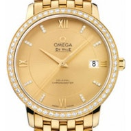 Omega De Ville Prestige Co-Axial Chronometer  - 424.55.37.20.58.001