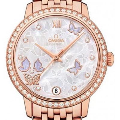 Omega De Ville Prestige Co-Axial - 424.55.33.20.55.004