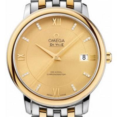 Omega De Ville Prestige Co-Axial - 424.20.37.20.58.001