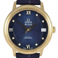 Omega De Ville Chronometer Automatic (Co-Axial)  - 424.53.33.20.53.002