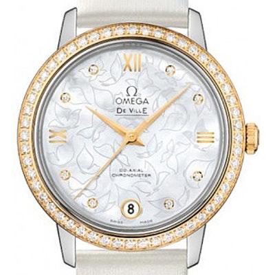 Omega De Ville Prestige Co-Axial - 424.27.33.20.55.002