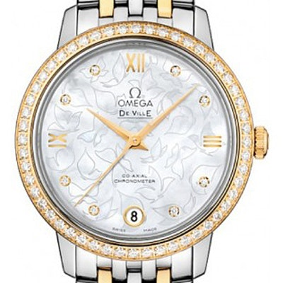 Omega De Ville Prestige Co-Axial - 424.25.33.20.55.004