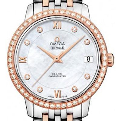 Omega De Ville Prestige Co-Axial 32,7 - 424.25.33.20.55.002