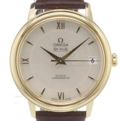 Omega De Ville Prestige Co-Axial - 424.53.33.20.05.002