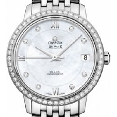 Omega De Ville Prestige Co-Axial - 424.15.33.20.55.001