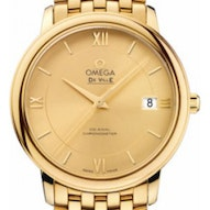 Omega De Ville Prestige Co-Axial Chronometer  - 424.50.37.20.08.001