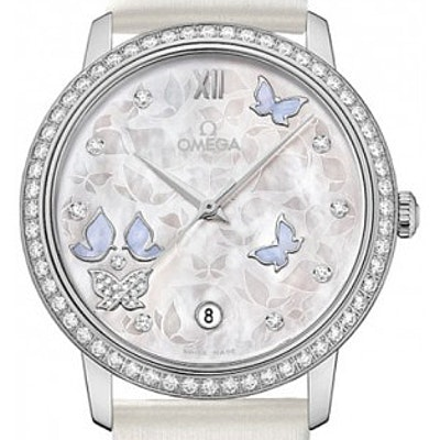 Omega De Ville Prestige Co-Axial - 424.57.37.20.55.002