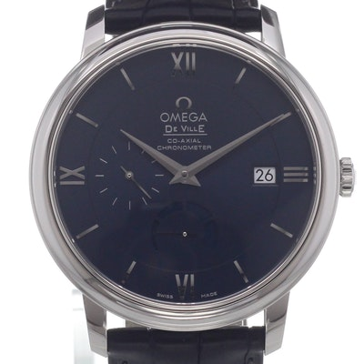 Omega De Ville Prestige Co-Axial Power Reserve - 424.13.40.21.03.001